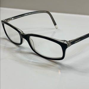 DKNY Women's Designer Eyeglass Frame Full Rim